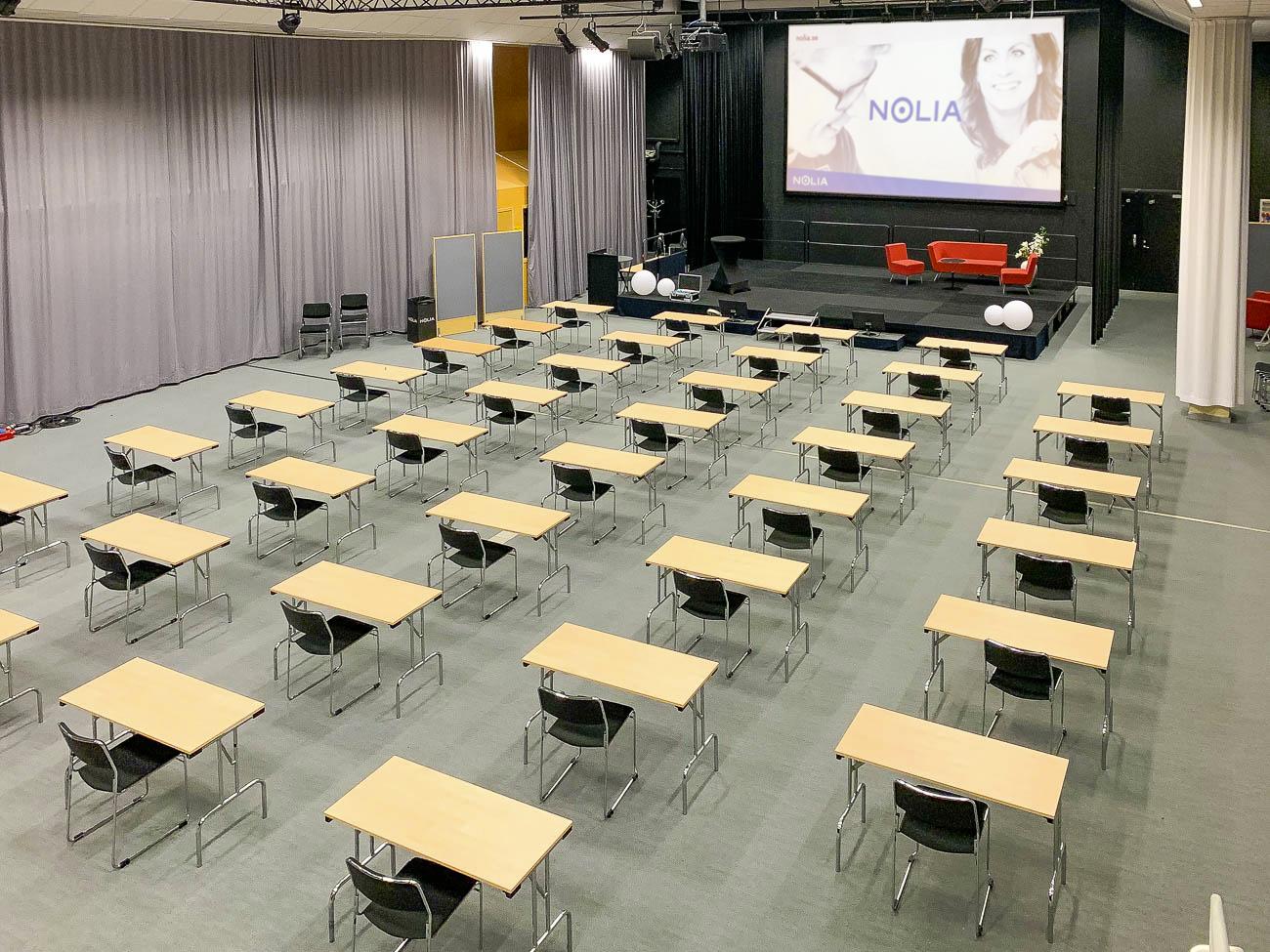 Arrangera Moten Och Konferenser Med Fler An 50 Personer Nolia